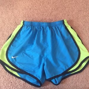 Women's Nike dri-fit running shorts