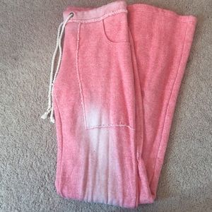 Women's buckle lounge pants