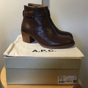 APC Shoes - A.P.C. Madame boot