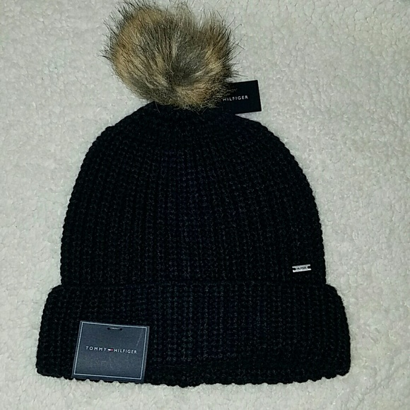 19ced6ef09d1a5 Tommy Hilfiger Accessories | Winter Hat 100 Authentic | Poshmark