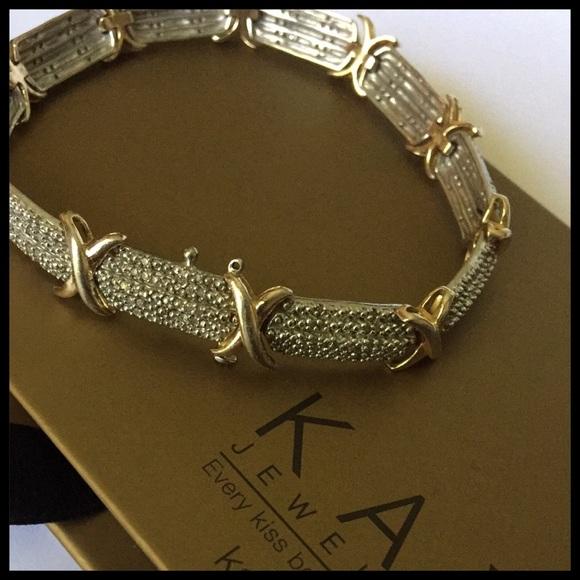 Kays Charm Bracelets: Diamond Tennis Bracelet