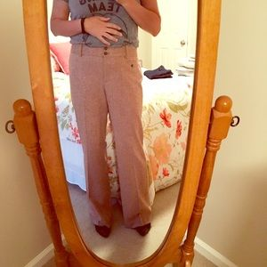 AT Studio  Pants - NWOT AT Studio Pink Trouser Dress Pants