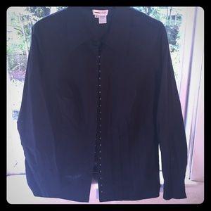 Anna Scholz Tops - Very special Anna Scholz modern Victorian shirt