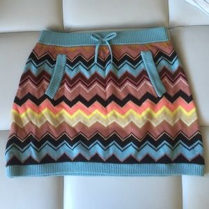 Missoni Dresses & Skirts - Missoni by Target mini skirt 👠💄