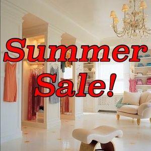 SUMMER SALE! Plus 15% Bundle Discount