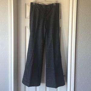 Fall/winter Anthro wide leg pants NWT. sz 8