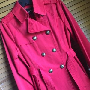 NWT Express Trench Coat