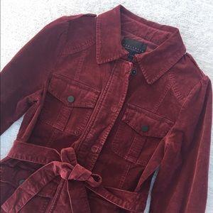 Sanctuary Jackets & Blazers - Sanctuary • Burgundy Military Jacket
