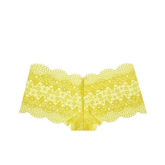 a0d1dff2ab7  victoria s secret  crochet lace sexy shortie