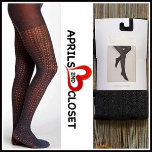 Jessica Simpson Accessories - ❗1-HOUR SALE❗JESSICA SIMPSON Sweater TIGHTS