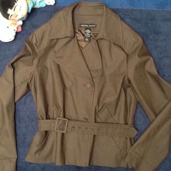 New York & Company Jackets & Blazers - New York & Co. Trench Coat