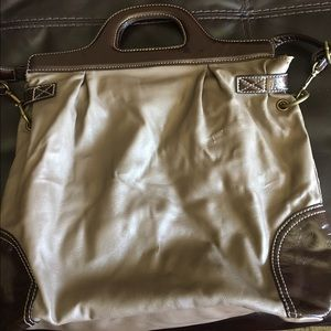 Mellie Bianco cross body purse