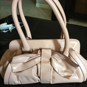 Pink Mellie Bianco shoulder bag