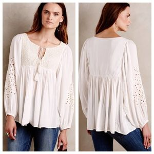 Anthropologie Tops - NWOT Anthropologie mirabella peasant top
