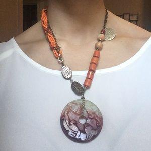 Jewelry - Beautiful jade necklace