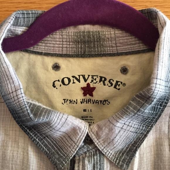 Converse John Varvatos Camisa VgQAS