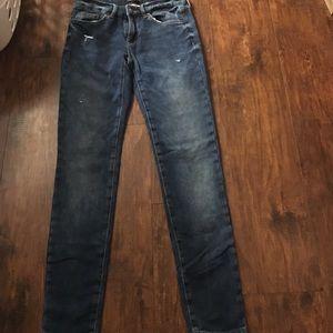 Joe fresh jegging jeans