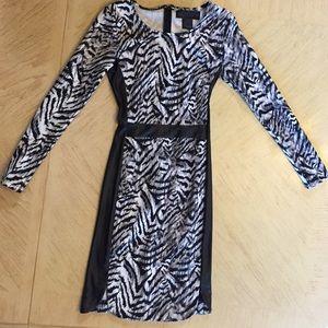 Kardashian Kollection Dresses & Skirts - 🎉SALE🎉🎉 Kardashian Kollection Zebra Dress