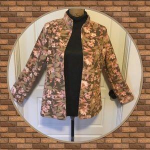 🍀 SALE 🍀 Liz Claiborne Fleece Jacket , NWOT