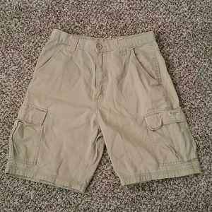 Wrangler Other - Men's Authentic Wrangler Cargo Shorts