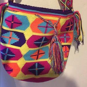 Peruvian Handwoven purse