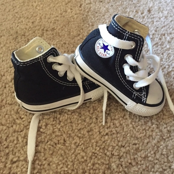 933d264b545c Converse Other - Baby high top converse