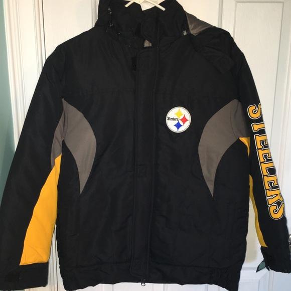 Steelers winter jacket 06730bcc2