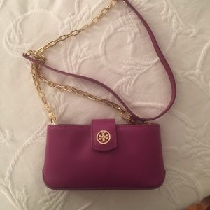 Fushia mini bag