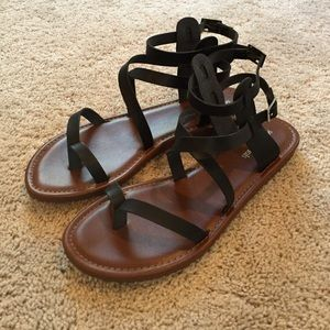 Seven Dials Shoes - Brand new gladiator style sandals