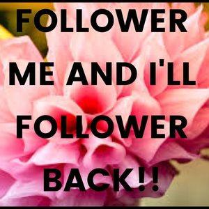 Follower me!!