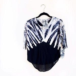 Young Fabulous & Broke Tops - • YFB • Tie Dye Top