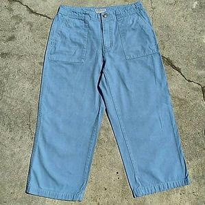 Royal Robbins Pants - {Royal Robbins} Marly Stretch Capri Pants sz 8