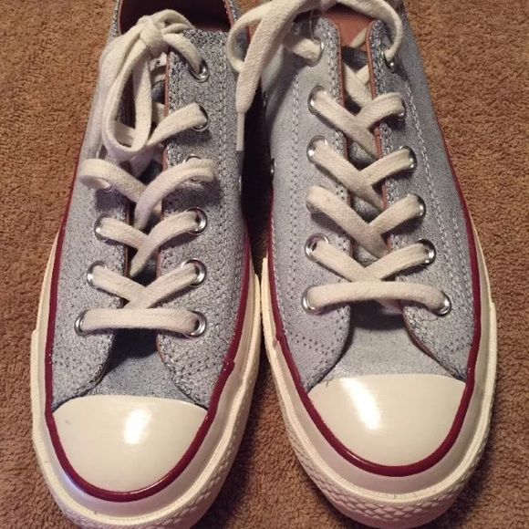 624e25610071ff Converse Shoes - Unisex CONVERSE 70s CRACKED LEATHER SNEAKERS SZ7.5