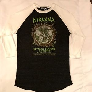 Prince Peter Collection Tops - Prince Peters Collection Nirvana raglan sleeve