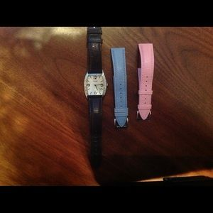 Pulsar Accessories - SALE! Ladies pulsar interchangeable band watch