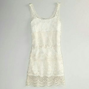 American Eagle Outfitters Dresses & Skirts - 💥FINAL SALE!!💥American Eagle lace summer dress