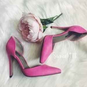Michael Antonio Shoes - Michael Antonio pink heels