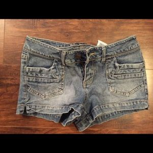 Paris Blues denim shorts sz 5