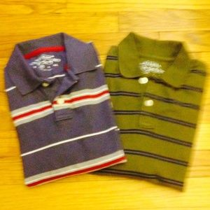 "Bundle two M boy""s long sleeve tea shirts"