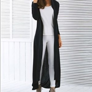 Sweaters - ONE LEFT 🎉HOST PICK Hooded Long Sleeve Maxi
