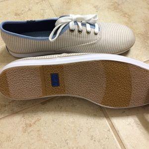 abb5e2bd752 Keds Shoes - Keds Champion Chambray Stripe