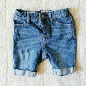 Baby Gap Other - Baby Gap denim jean Bermuda length shorts