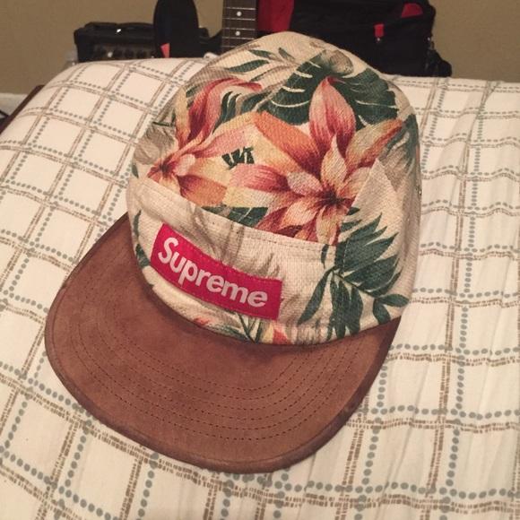 supreme floral hat. M 580c2ed9291a3542c2024d0e 0760da56446