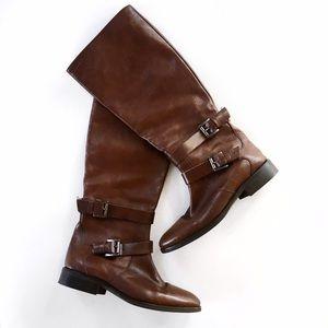 sjp  Shoes - SJP Sarah Jessica Parker leather riding boots