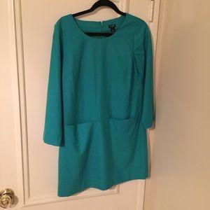 JCREW Shift Dress w/ Pockets