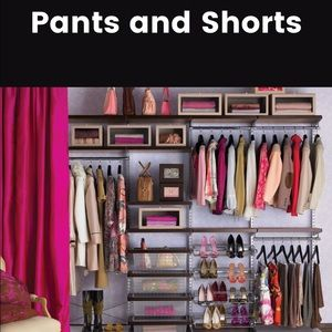Pants - This section contains ladies Pants/Capris/Shorts