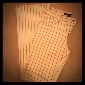 Marc Jacobs striped pants