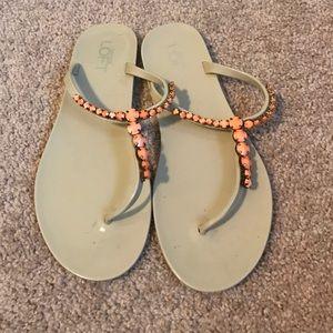 Loft Sandels- Size 8