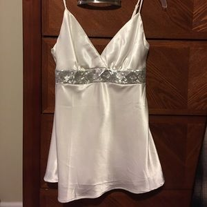 Express XS sequined tank