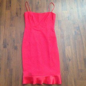 Laundry by Shelli Segal Dresses & Skirts - VINTAGE Red Dress Laundry by Shelli Segal